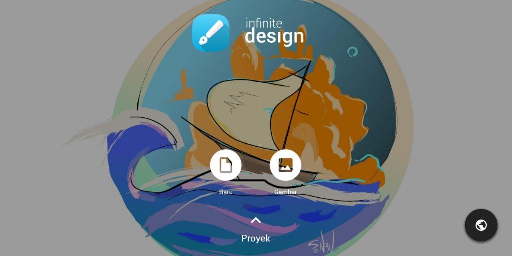 Tutorial Membuat Vector Art Keren di Android dengan Infinite Design