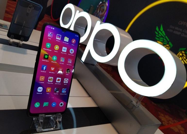 Oppo A5 2020, HP 2 Jutaan Kembaran Oppo A9 2020
