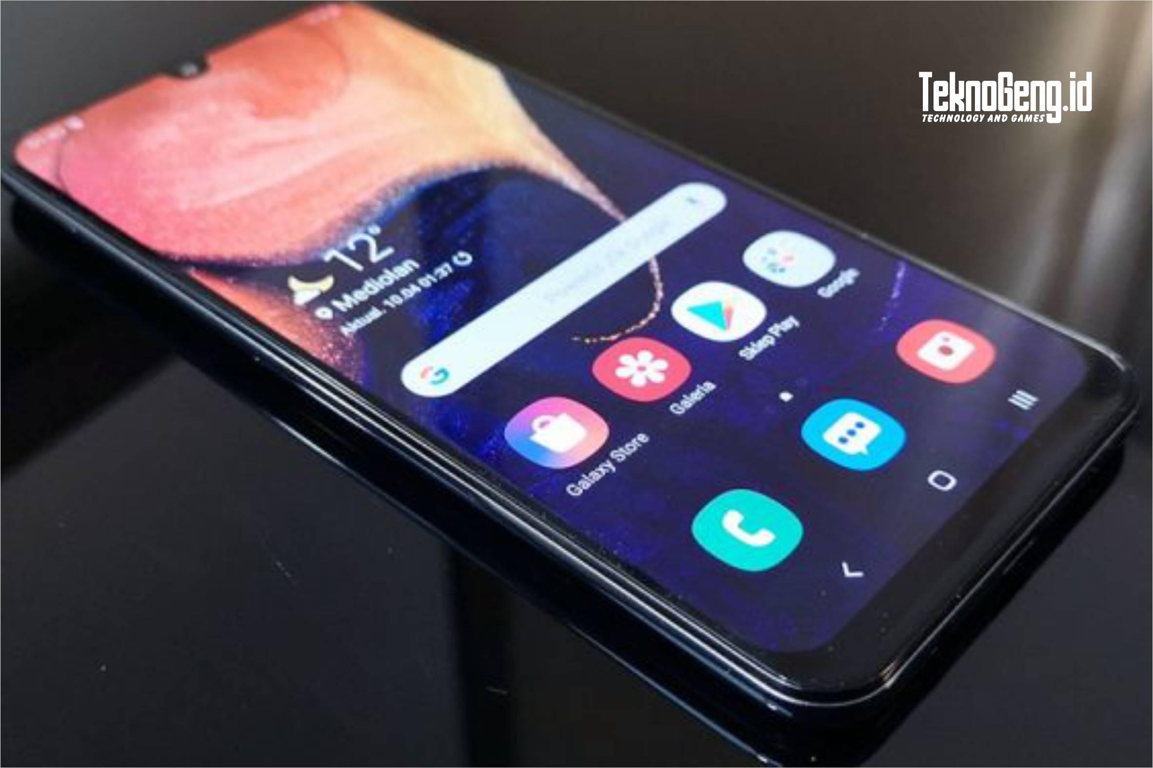 Samsung Galaxy A50, HP 4 Jutaan yang Sangat Menarik