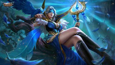 Analisis Skill Pharsa Mobile Legends  Setelah Revamp