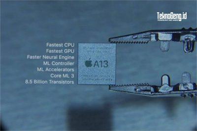 A13 Bionic, Chipset Terbaru Apple Untuk iPhone 11