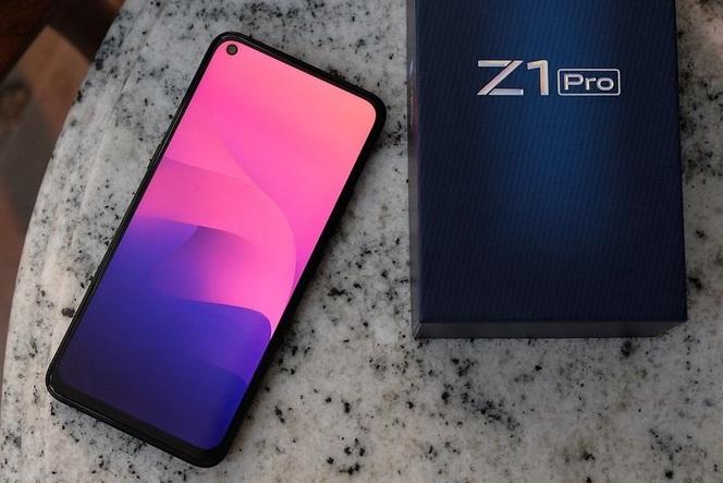 Vivo Z1 Pro, HP Gaming Paling Murah dan Baterai Jumbo
