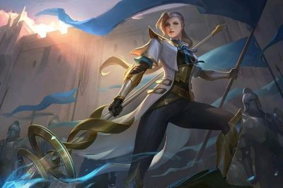 Silvanna, Hero Baru Mobile Legends dengan Skill Tergila