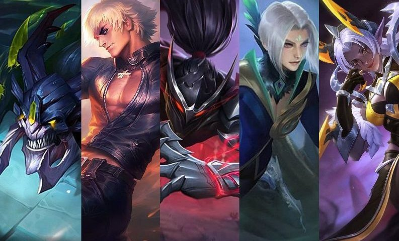 Assassin terbaik season 14 Mobile Legends