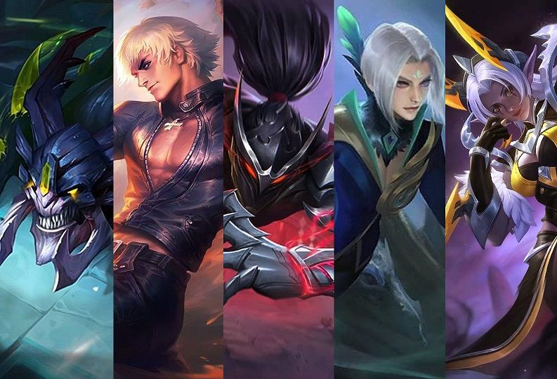 Hero Assassin Terbaik di Games  Mobile Legends 2020