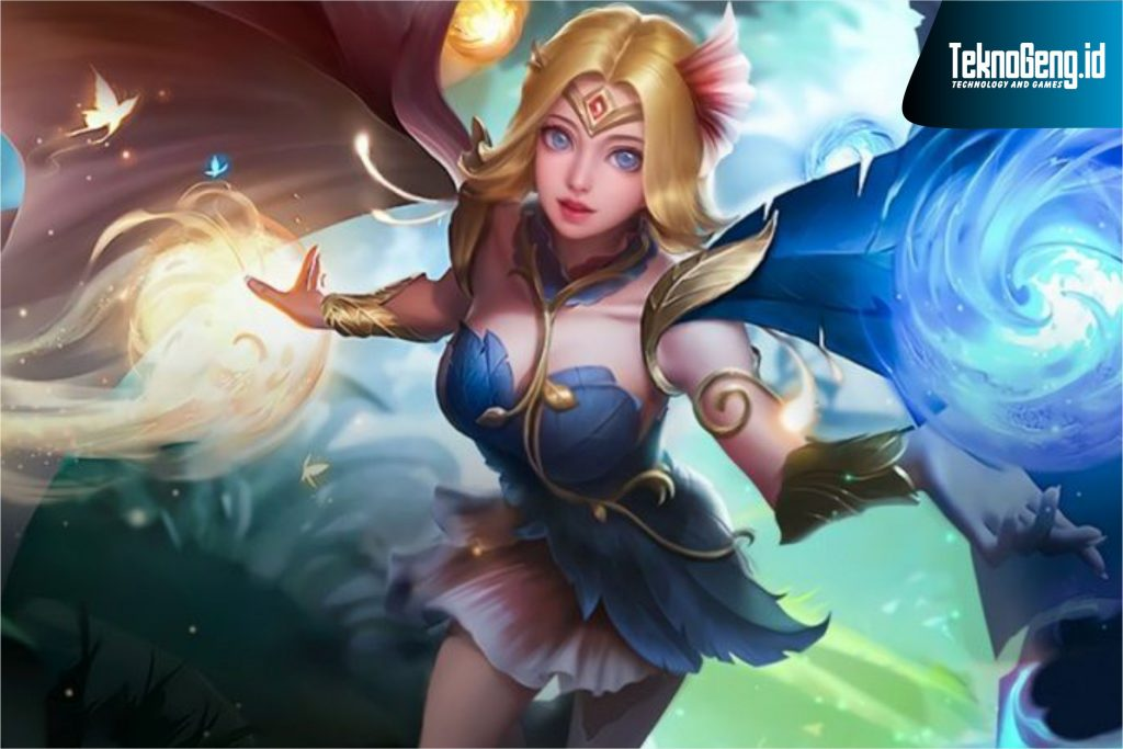 Build Item Terbaru & Tutorial Lunox Mobile Legends