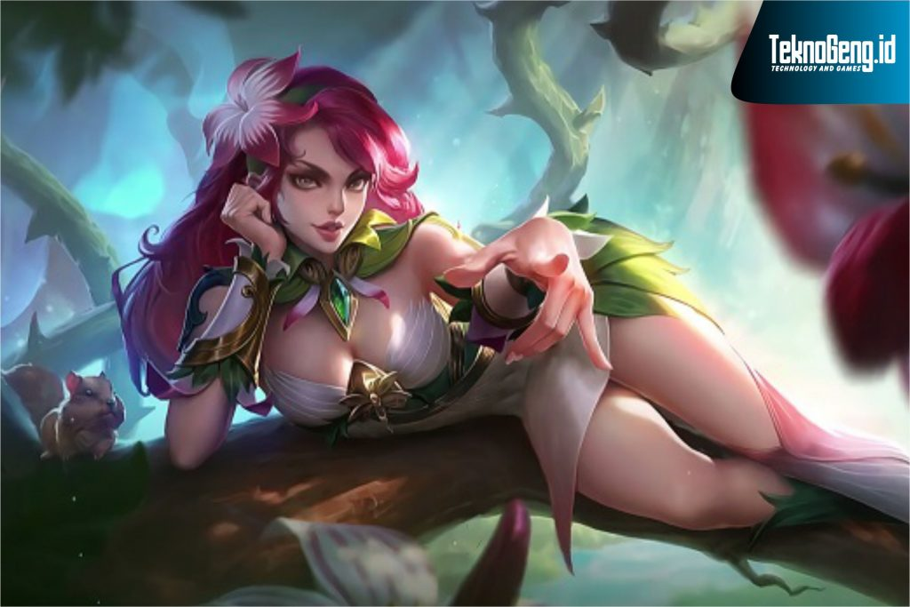 Build Item Terbaru & Tutorial Esmeralda Mobile Legends