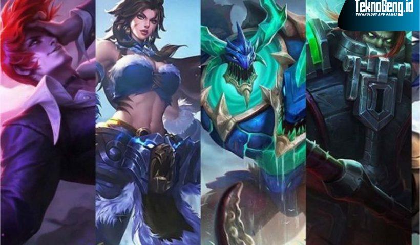 5 Fighter Terbaik Mobile Legends Season 14