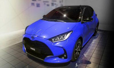 Toyota Yaris Baru Bocor Ke Publik Sebelum Debut, Ini Wujudnya