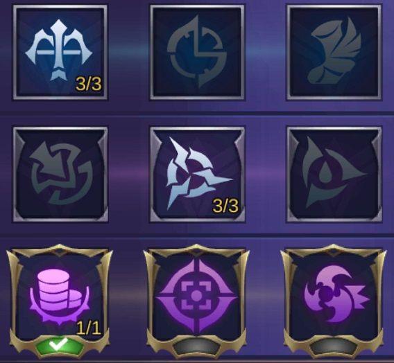 Custom Assassin Emblem
