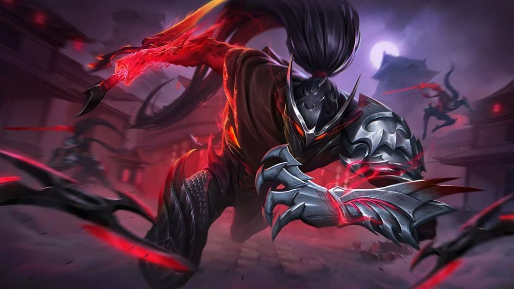 Hayabusa Shadow of Subscurity Mobile Legends