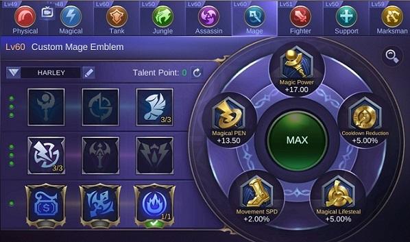 Emblem terbaik Esmeralda