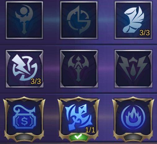 Custom Magical Emblem Lunox