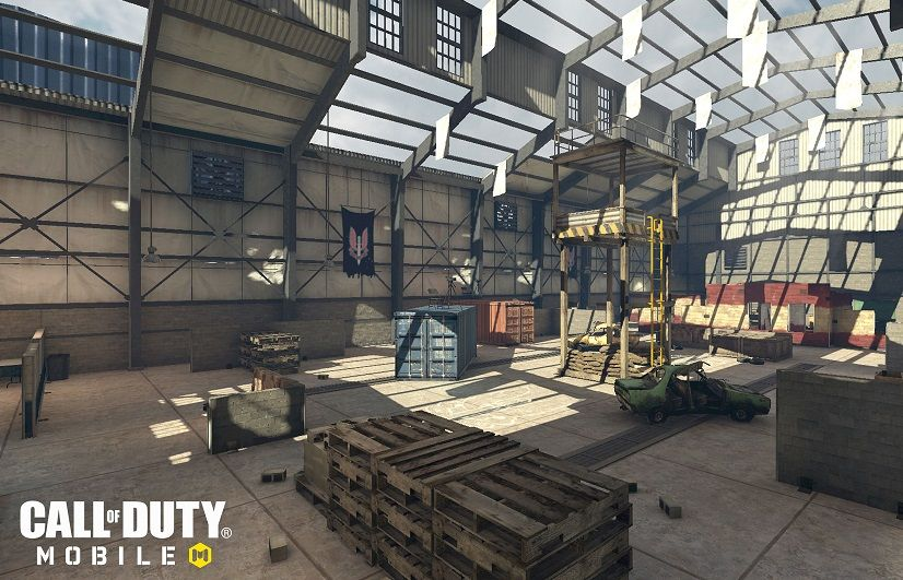 map killhouse COD Mobile