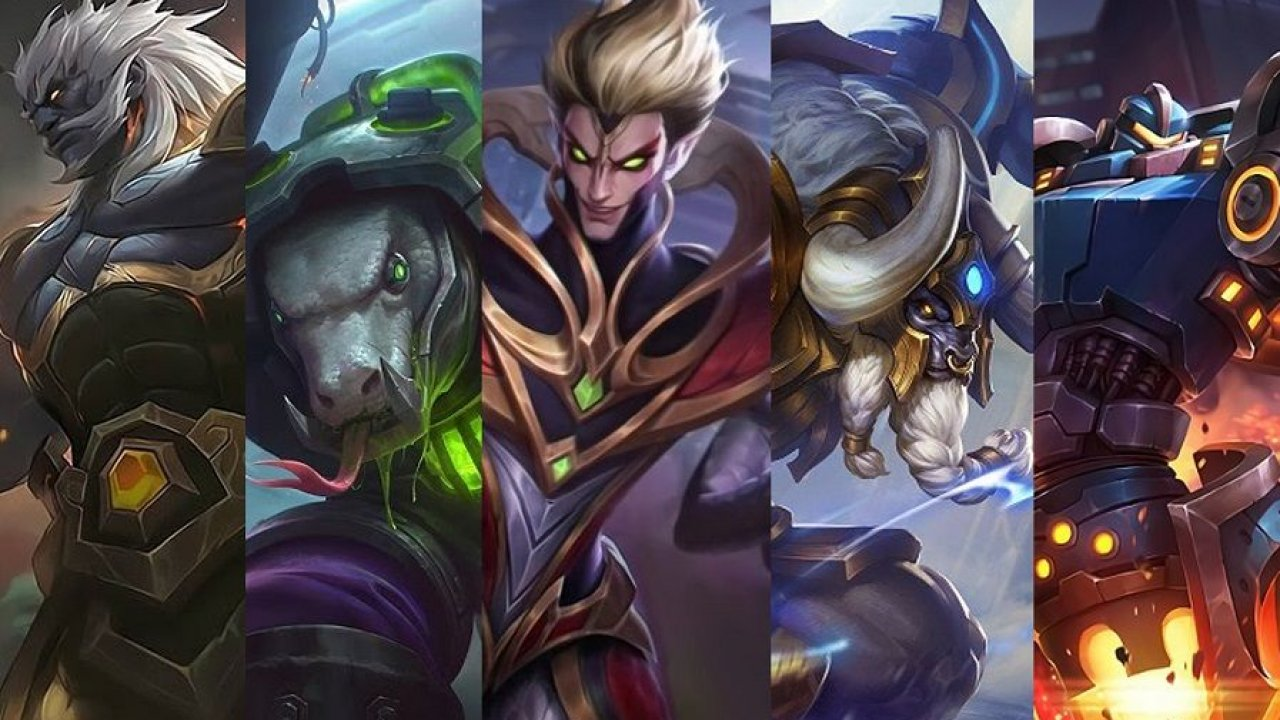 5 Hero Tank Terkuat Di Games Mobile Legends Season 14
