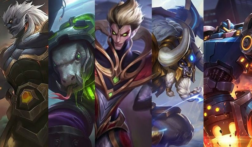 tank terkuat mobile legends