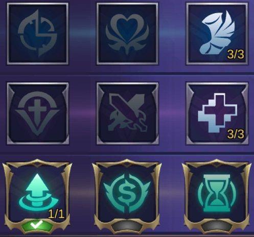 Emblem Grock Mobile Legends