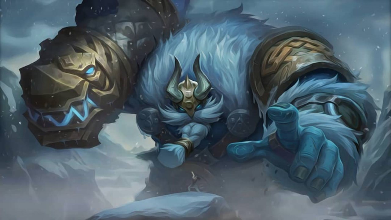 Build Item Grock Terkuat Dan Terbaik 2020 Mobile Legends
