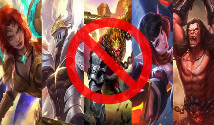 10 Hero Paling Ga Guna (GG) di Mobile Legends Season 14