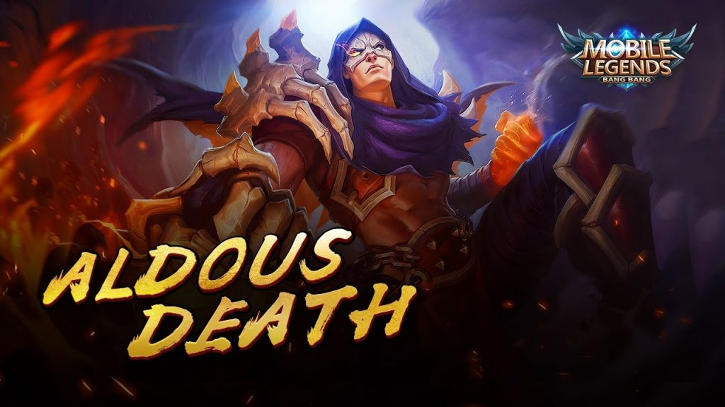 Kelebihan Hero Aldous di Mobile Legends - TeknoGeng