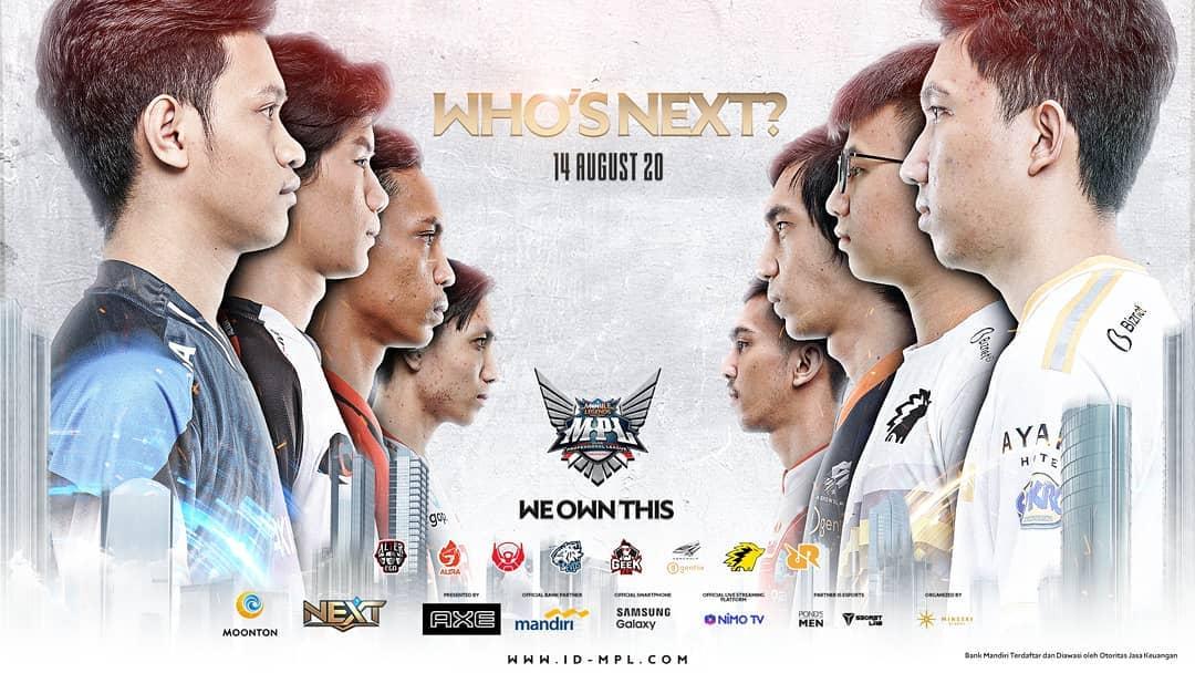 Rangkuman Pemain MPL Indonesia Season 6