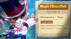 Skill Commander Buss Magic Chess Mobile Legends