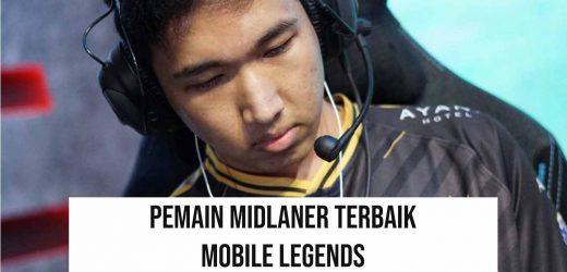 5+ Pemain Midlaner Terbaik Mobile Legends Indonesia