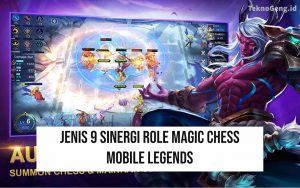 9 Sinergi Magic Chess Mobile Legends: Role [UPDATE]