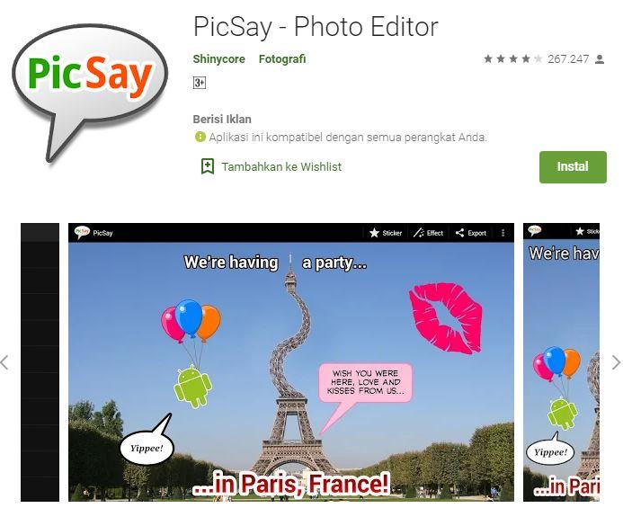 PicSay