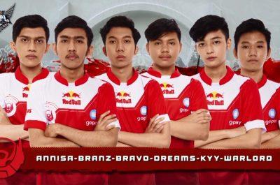 Klasemen MPL Season 5 Week 2, BTR Geser RRQ