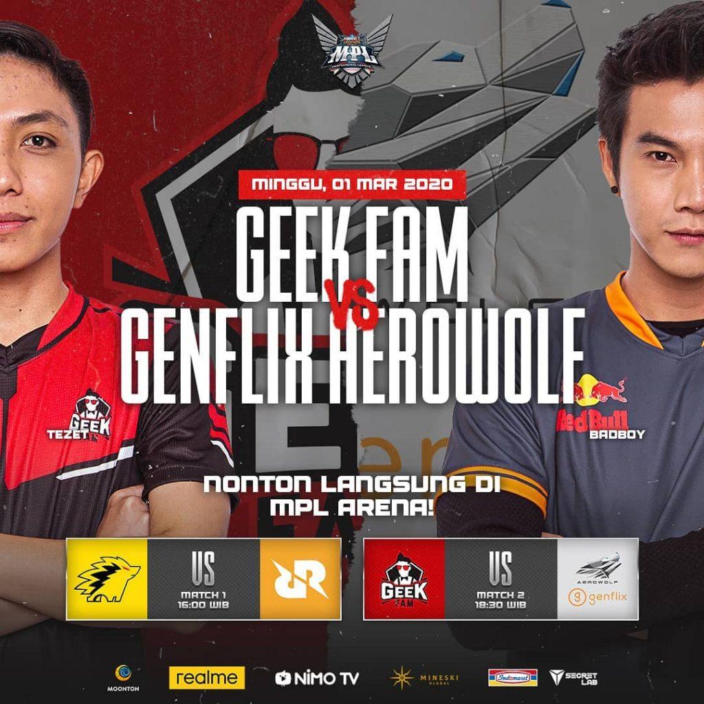 Geek Fam vs Genflix Aerowolf MPL S5