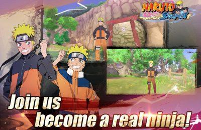 Naruto Slugfest, Game Mobile Pecinta Anime Naruto