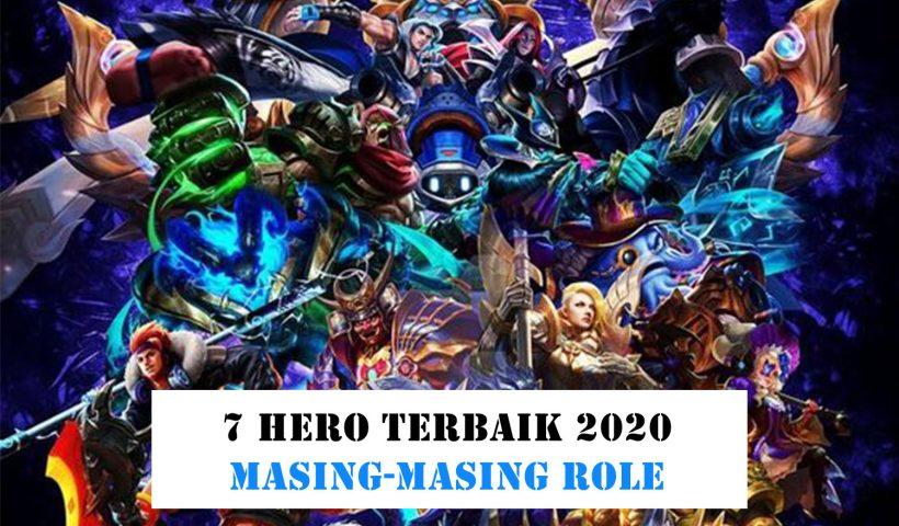 Hero Terbaik 2020 Masing-Masing Role Mobile Legends/MLBB