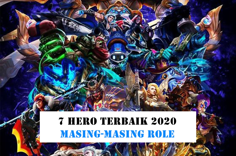 6 Hero Overpower Mobile Legends Terbaik Season 16