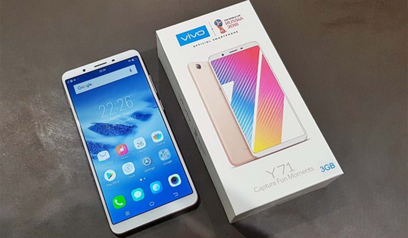 Review Vivo Y71