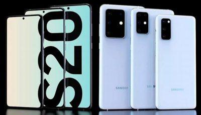 Bersiap! Ini Dia Bocoran Spesifikasi HP Baru Samsung Galaxy S20 Series