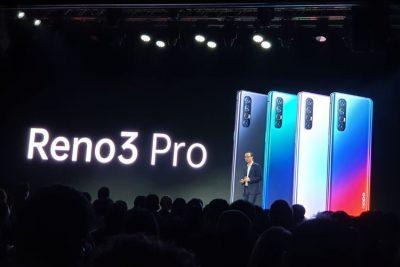 5 Keunggulan Smartphone Baru Oppo Reno 3 Pro 5G Tahun 2020