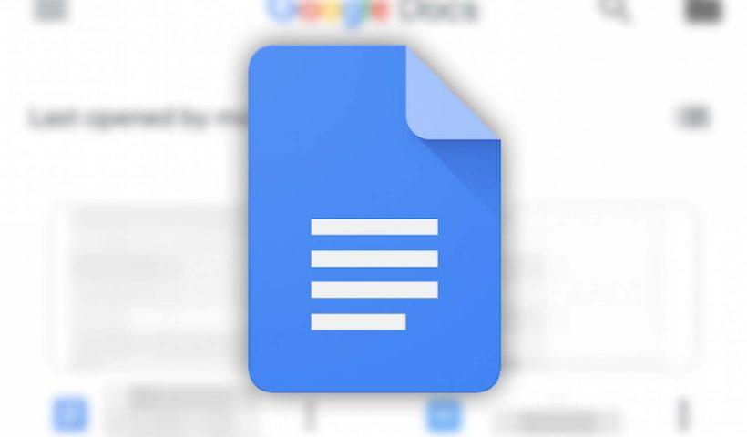 Google Docs : Google