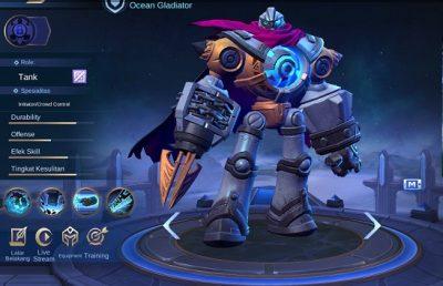 Bisa Narik Banyak Lawan! Ini Skill Hero Baru Atlas Mobile Legends
