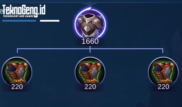 Mobile Legends Blade Armor feature