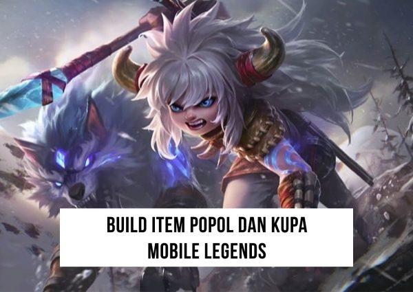 Build item Popol dan Kupa Tersakit