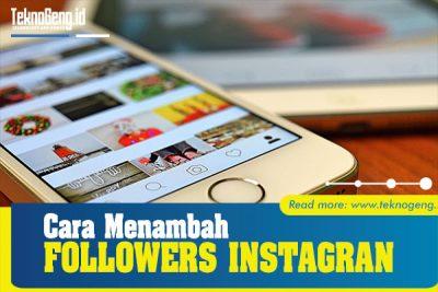 Mau Jualan Laris? Simak 8 Cara Ampuh Menambah Followers Instagram