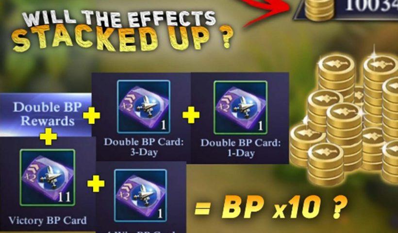 cara mendapatkan battle point gratis