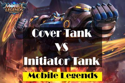 Perbedaan Cover Tank dan Initiator Tank di Mobile Legends