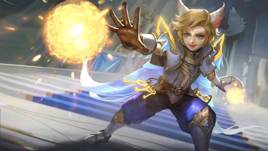 Skin Harith Lightborn Squad - Inspirer