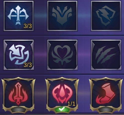 Emblem terbaik Dyrroth Mobile Legends