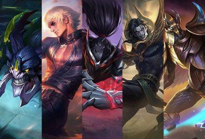 15+ Hero Meta  dan OP Season 15 Mobile Legends