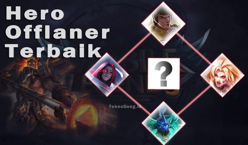 10 Hero Offlaner Terbaik Mobile Legends 2020