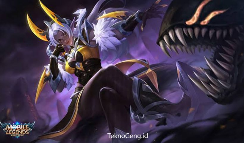 Hero Mage Selena Mobile Legends