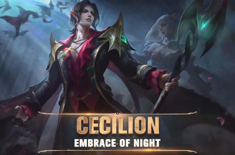 Kelebihan & Kelemahan Hero Baru Cecilion Mobile Legends